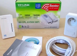 La powerline TP-Link TL-PA4015PKIT, un buon 500 Mbps di entry level
